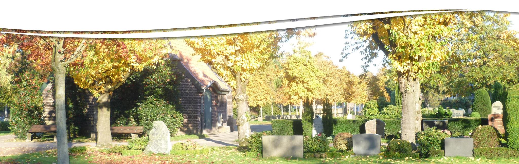 Bestattungshaus Broeckmann Bestattungsarten