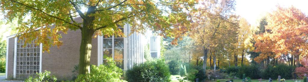 Bestattungshaus Broeckmann - Trauerfeiern